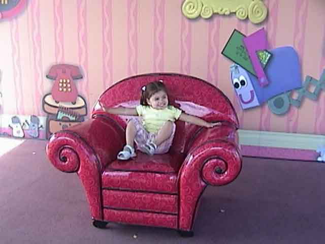 Blue Clues Thinking Chair Related Keywords & Suggestions